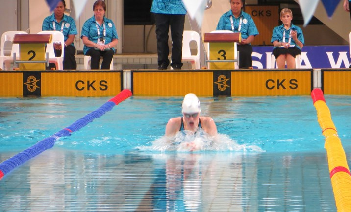 Flagbearer Mclean Adds To Medal Haul Scottish Swimming