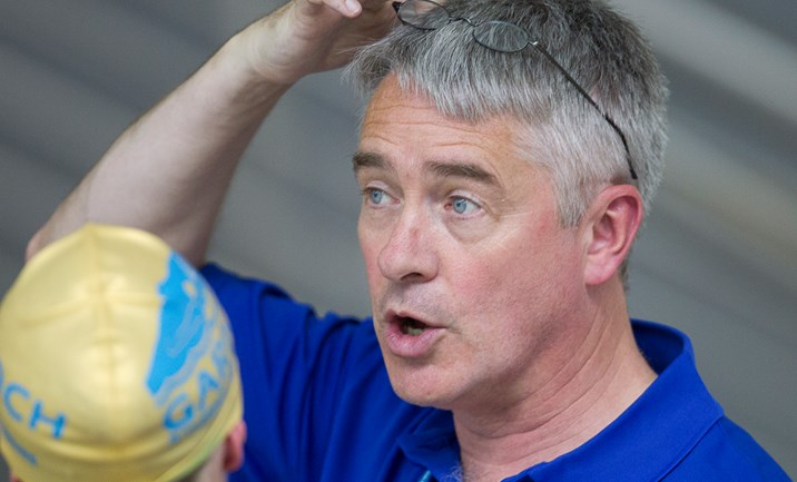 Patrick miley appointed high performance swim coach at - Aberdeen university swimming pool ...
