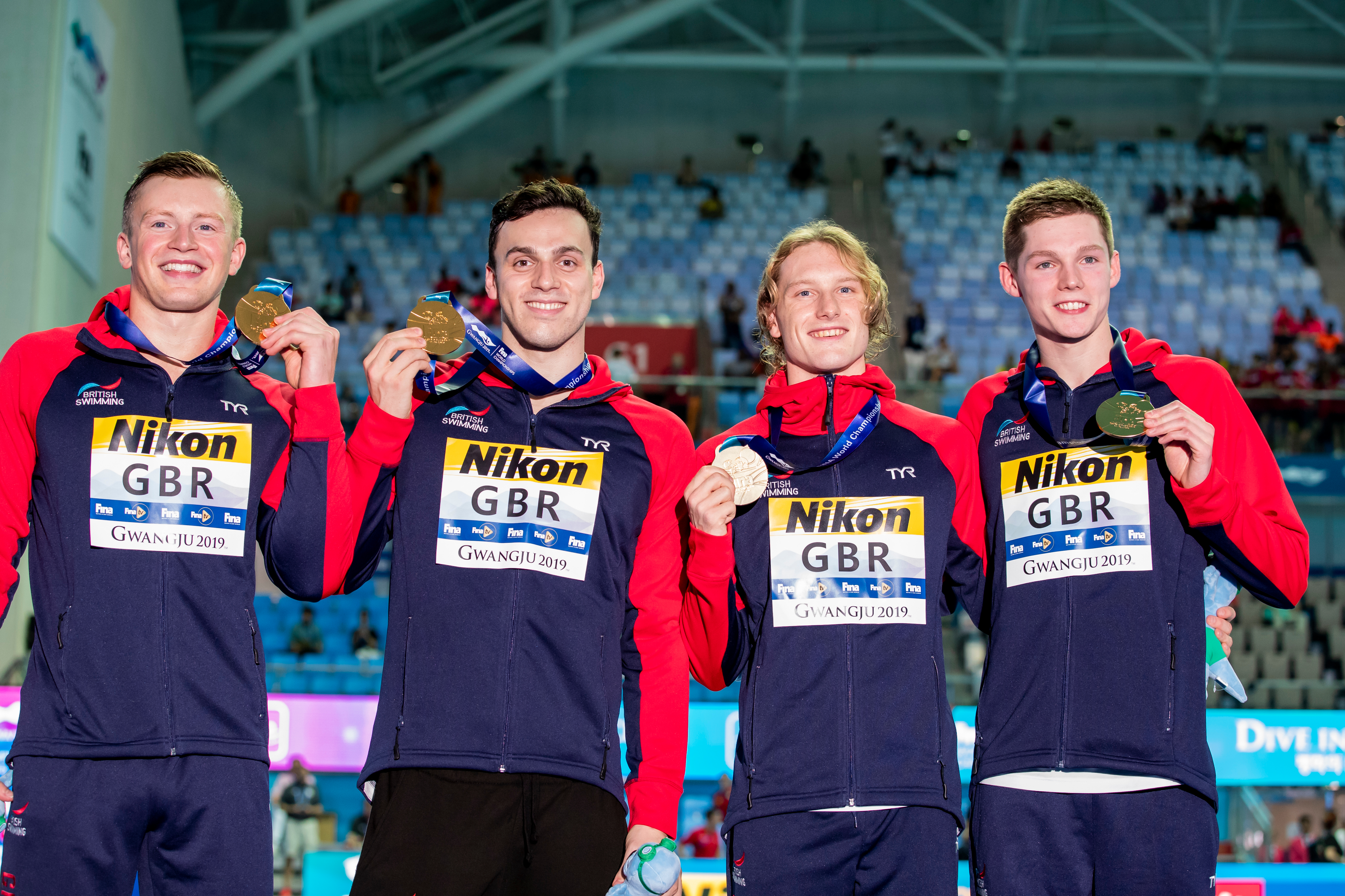 world medley gold
